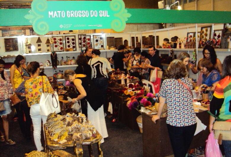 Artesanato sul-mato-grossense é destaque em feira de BH