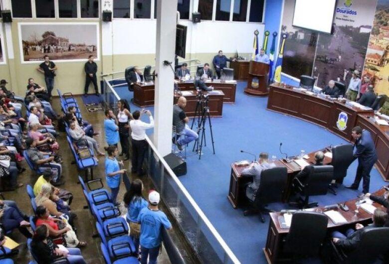 Câmara vota hoje projeto de lei contra corrupção