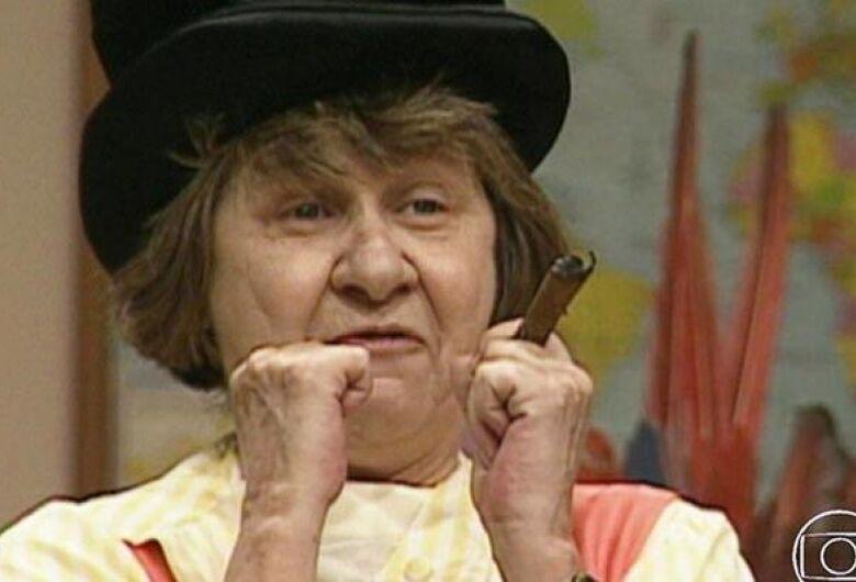 Morre a humorista Zilda Cardoso, aos 83 anos