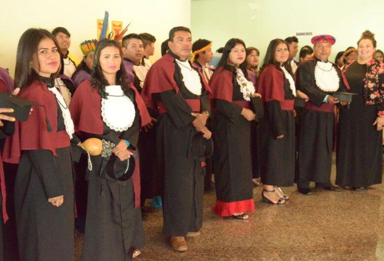 Curso de Licenciatura Indígena recebe conceito máximo do MEC