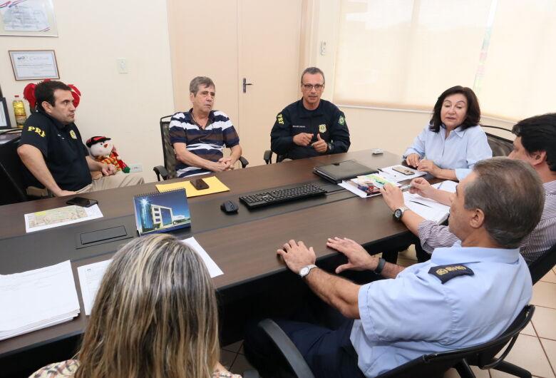 Dourados libera área de 1 hectare para construção da Delegacia de Fronteira da PRF