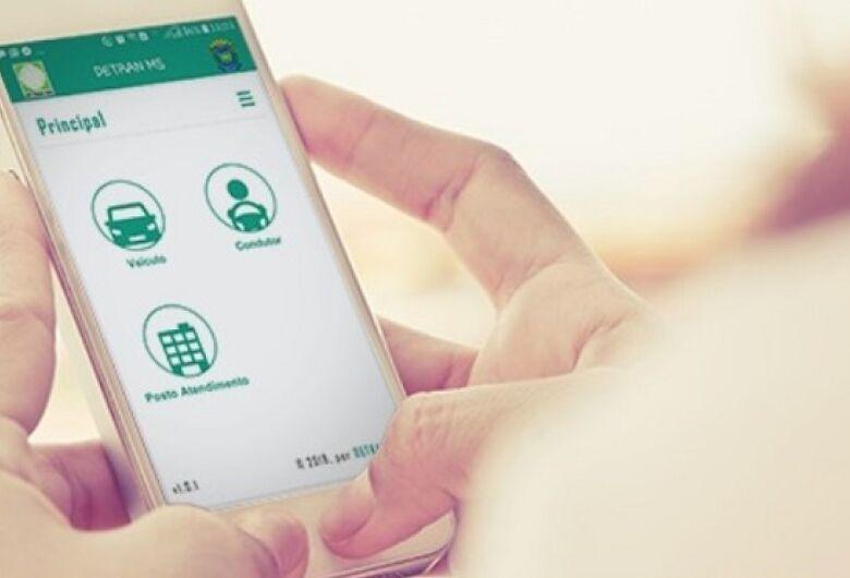 Detran-Mobile completa um ano com mais de 20 mil downloads
