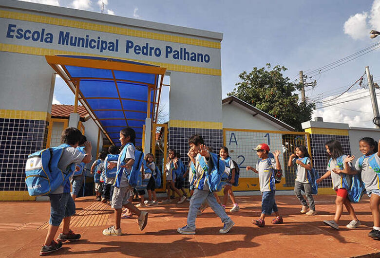 Começa hoje inscrições de matrículas na rede municipal em Dourados