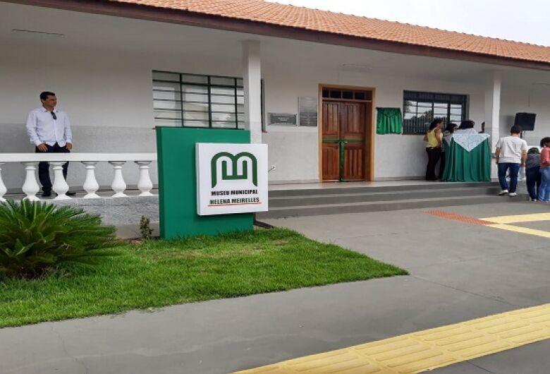 Museu Helena Meirelles é inaugurado em Bataguassu
