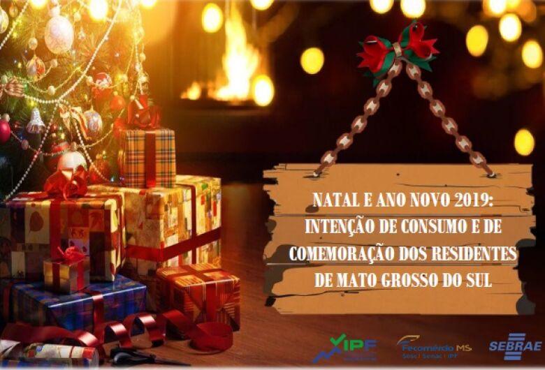 Natal e Ano Novo devem movimentar quase R$ 1 bilhão em MS
