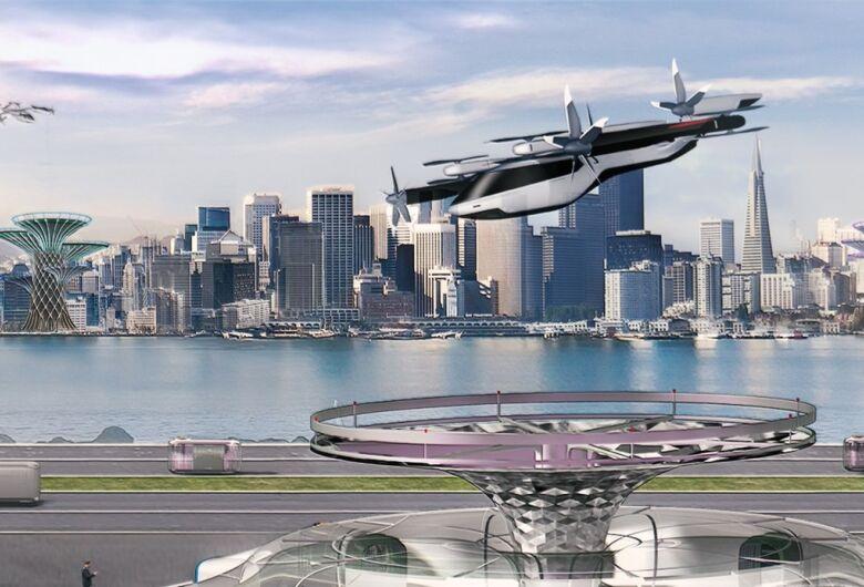 Hyundai prepara conceito de carro voador