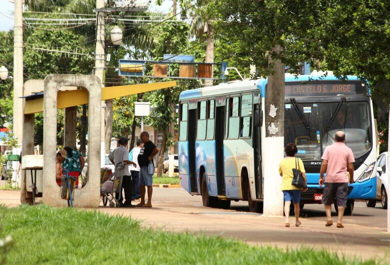 Reajuste da tarifa do transporte público de Dourados será implantado em janeiro