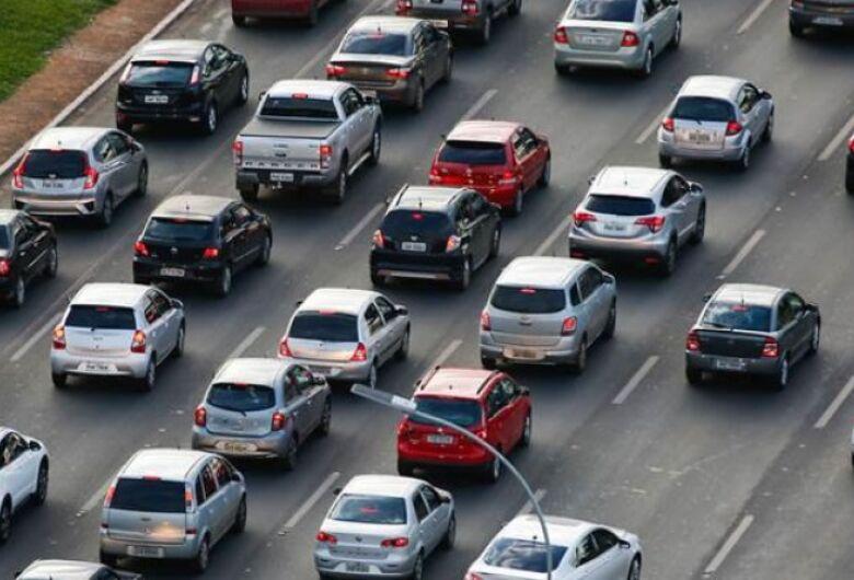 Detran-MS registra aumento de 8% na frota de veículos do Estado nos últimos 3 anos