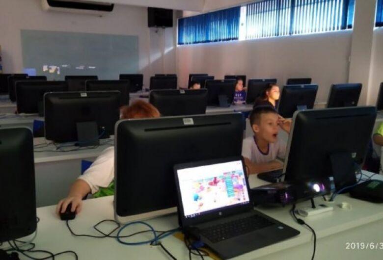 Escola do Sesi de Dourados está com matrículas abertas do Ensino Infantil ao Ensino Médio
