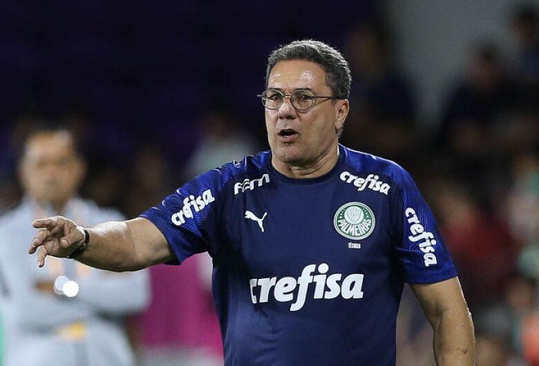 Luxemburgo aprova atuação do Palmeiras nos EUA
