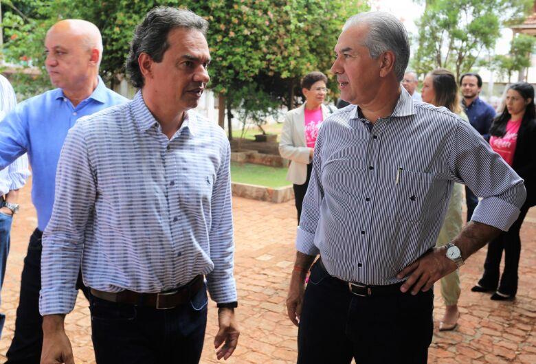 Prefeito da capital pode perder apoio de Azambuja após determinação do PSDB