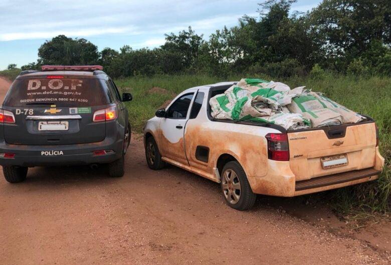 Casal é preso transportando agrotóxico contrabandeado do Paraguai