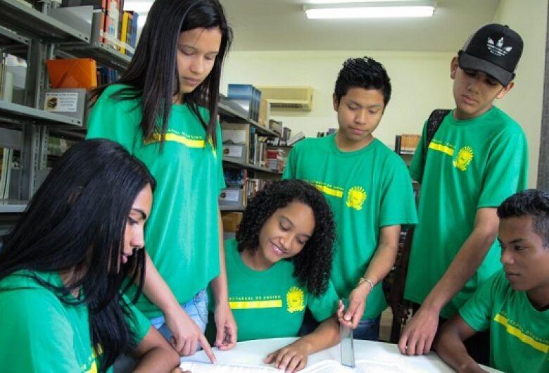 Secretaria de Educação abre dez opções de cursos profissionalizantes para alunos da rede estadual