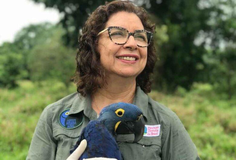Bióloga sul-mato-grossense é indicada em prêmio nacional