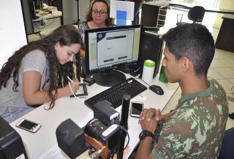 Em Dourados, 63 mil ainda não fizeram a biometria obrigatória