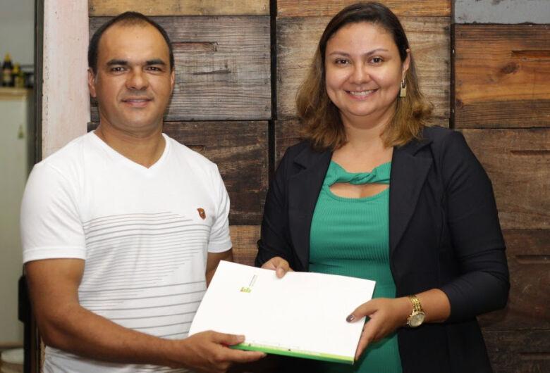 IFMS entrega projeto da Casa do Mel em Guia Lopes da Laguna