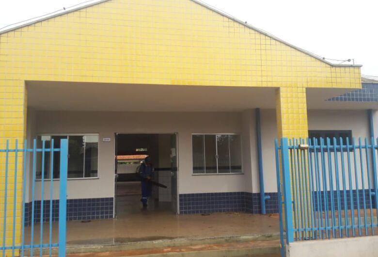 Após mais de cinco anos de obras, Ceim de Vila Vargas será inaugurado na segunda