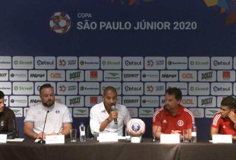 Grenal decide a Copa São Paulo de Juniores neste sábado