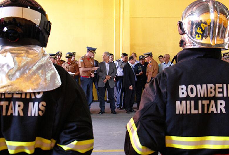 Bombeiros de MS desburocratizam processo e reduzem custo de vistoria