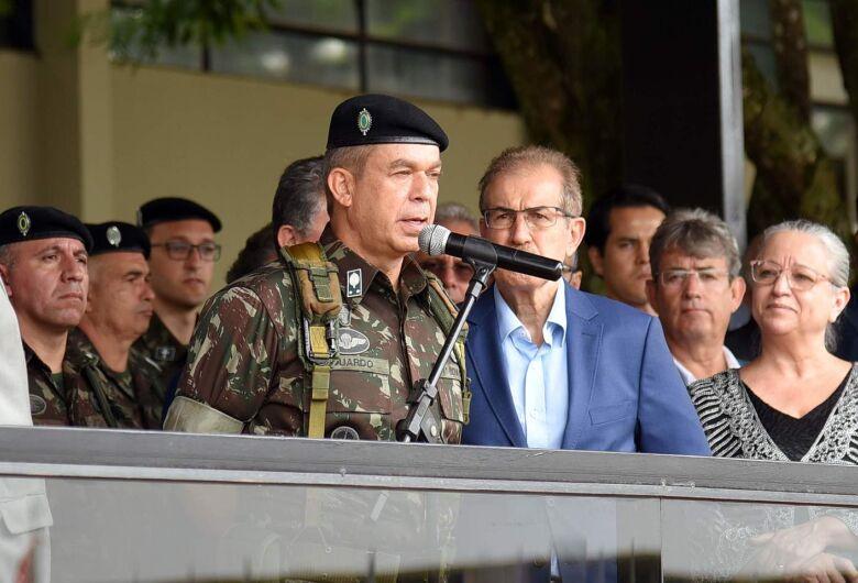 Formatura marca 71 anos da Brigada Guaicurus em Dourados