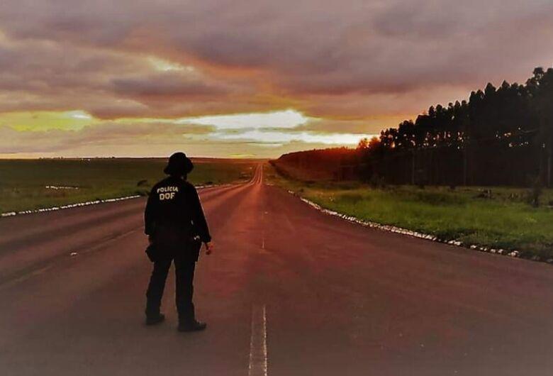 Segurança Pública de MS reforça policiamento nas rodovias após fuga em massa
