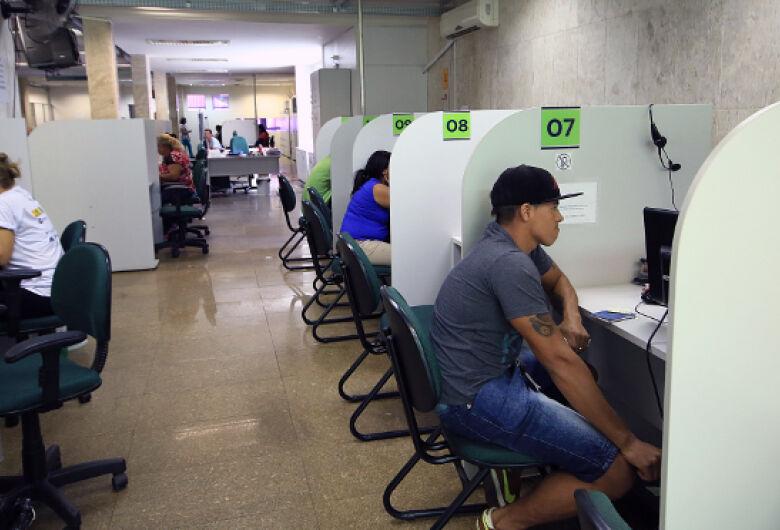 Semana começa com 2.869 vagas de emprego em Mato Grosso do Sul