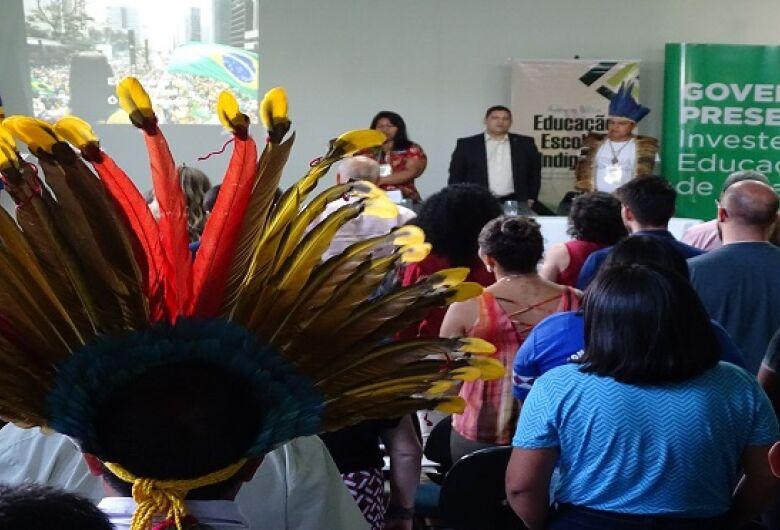 Segue até dia 13 as inscrições para curso Normal Médio Intercultural Indígena