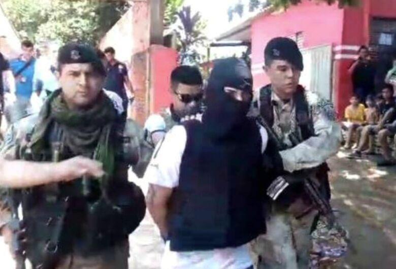 Com prisão de mais dois fugitivos, chega a 11 número de recapturados