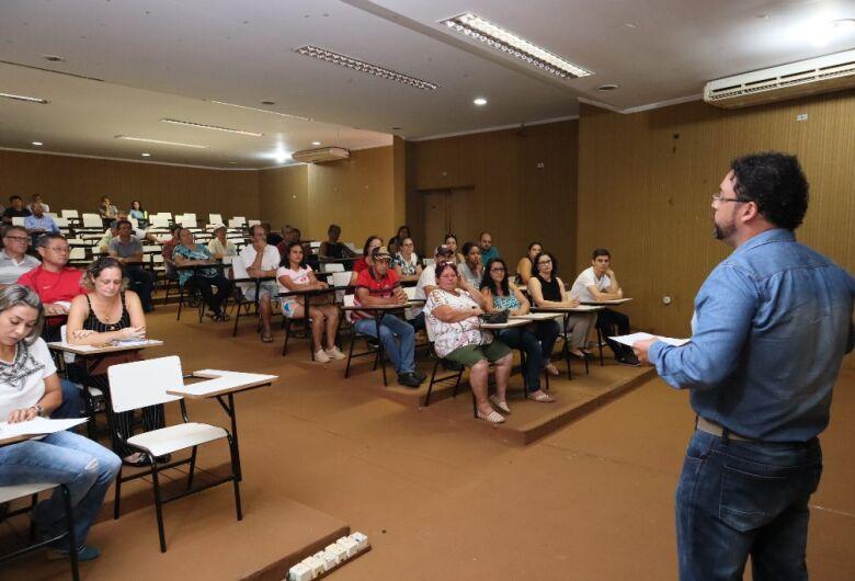 Prefeitura de Dourados discute com feirantes propostas para melhorar a Feira Central