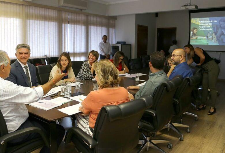 Governo quer melhorar alfabetização de crianças nas séries iniciais em MS