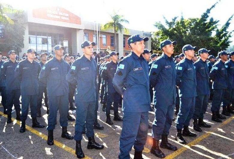 Começou hoje as inscrições para processo seletivo de ingresso ao Curso de Formação de Sargentos
