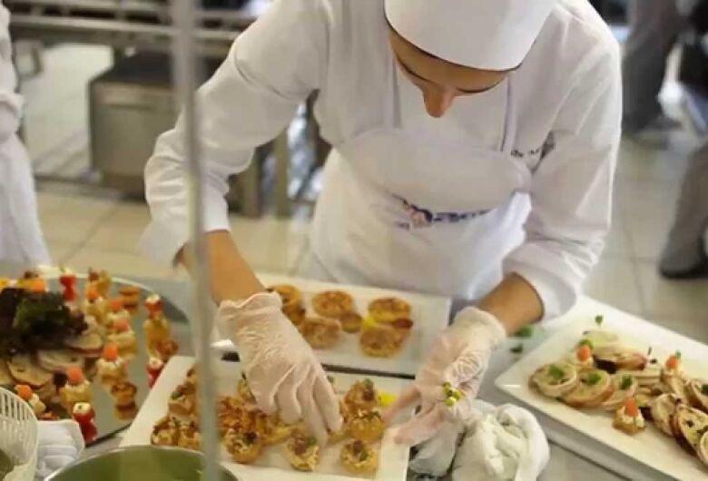 Senac Dourados oferece diversas opções na área da gastronomia ainda este mês