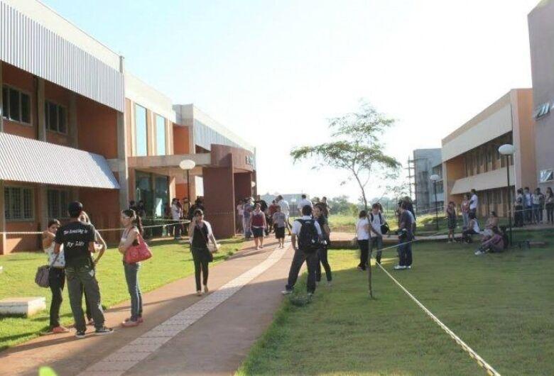 UFGD oferece 909 vagas de graduação pelo SISU
