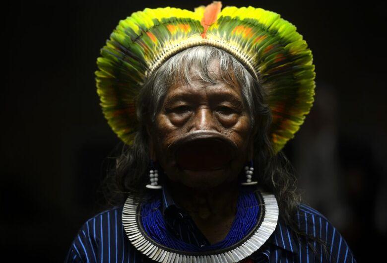 Cacique Raoni convoca primeiro encontro índigena para 2020, no Xingu