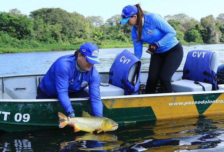 Decreto de 'Cota Zero' permite pesca de 1 peixe nativo e 5 piranha