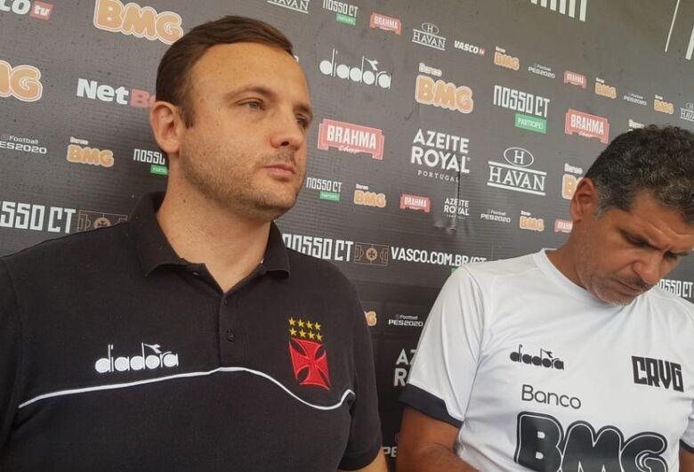 Jogadores do Vasco optam por silêncio contra salários atrasados