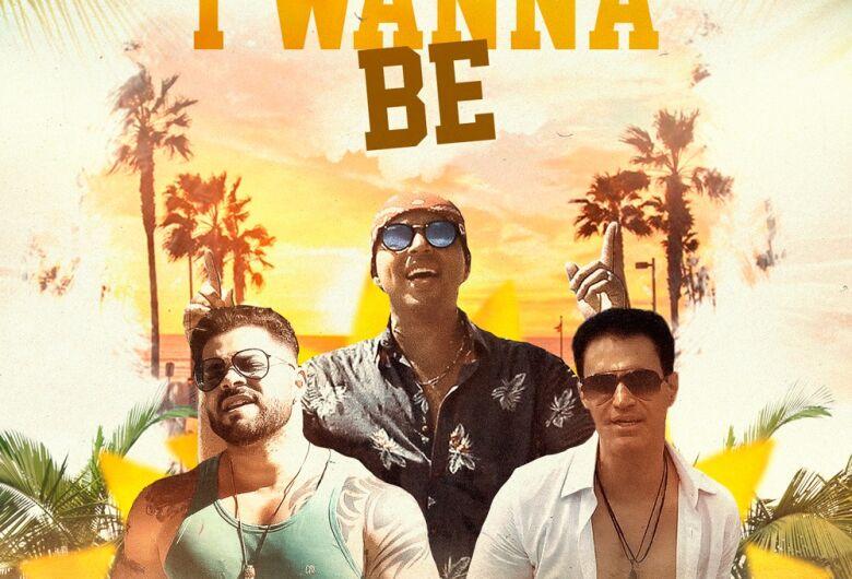 Trio douradense Vokalika lança videoclipe 'I wanna be'