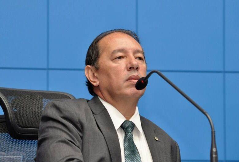 Gerson Claro é indicado líder do governo na Assembleia Legislativa