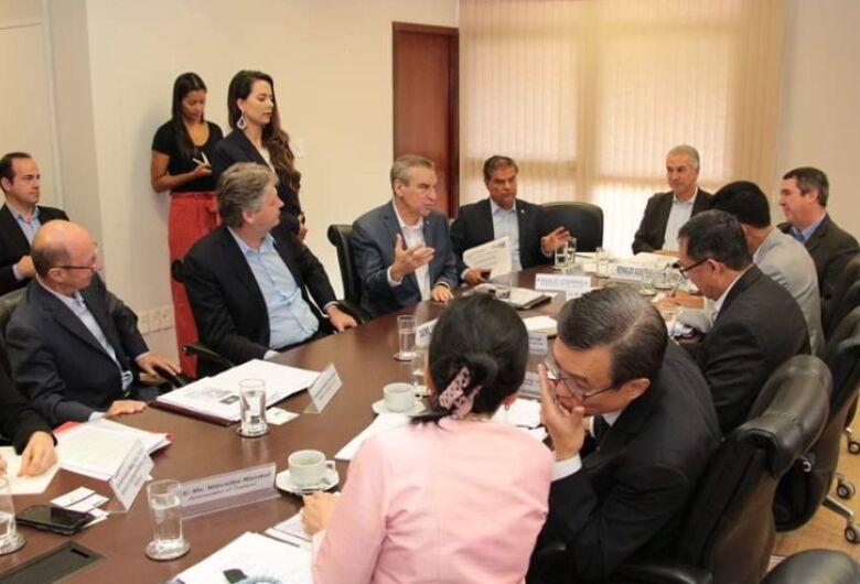 Presidente da Assembleia discute parcerias com países asiáticos para viabilizar Rota Bioceânica