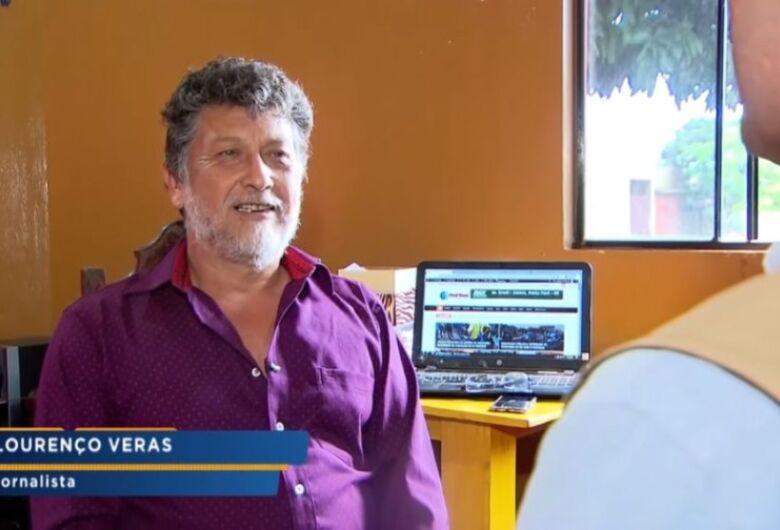 Jornalista é executado com 12 tiros na fronteira