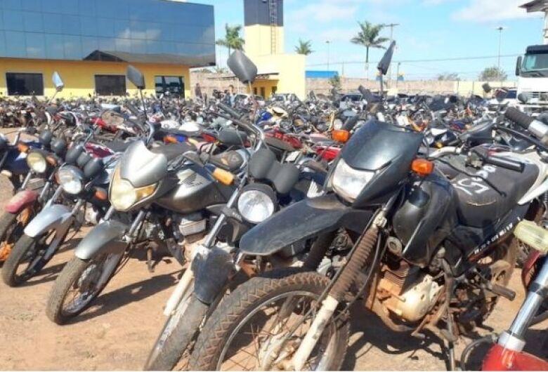 Operação Limpa Pátio: Detran-MS leiloa mais 80 veículos até dia 5 de março