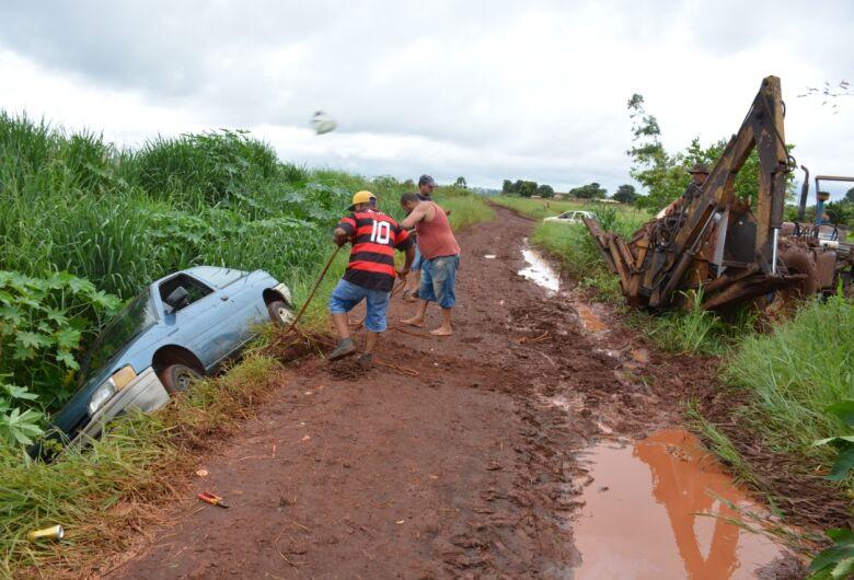 Falta água, asfalto, segurança e dignidade na região sudeste de Dourados