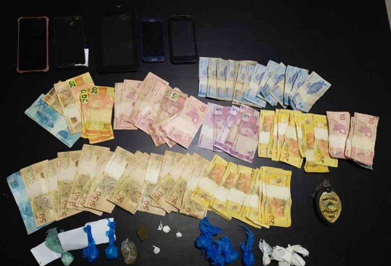Traficantes alugaram casa para distribuir cocaína no Carnaval em MS