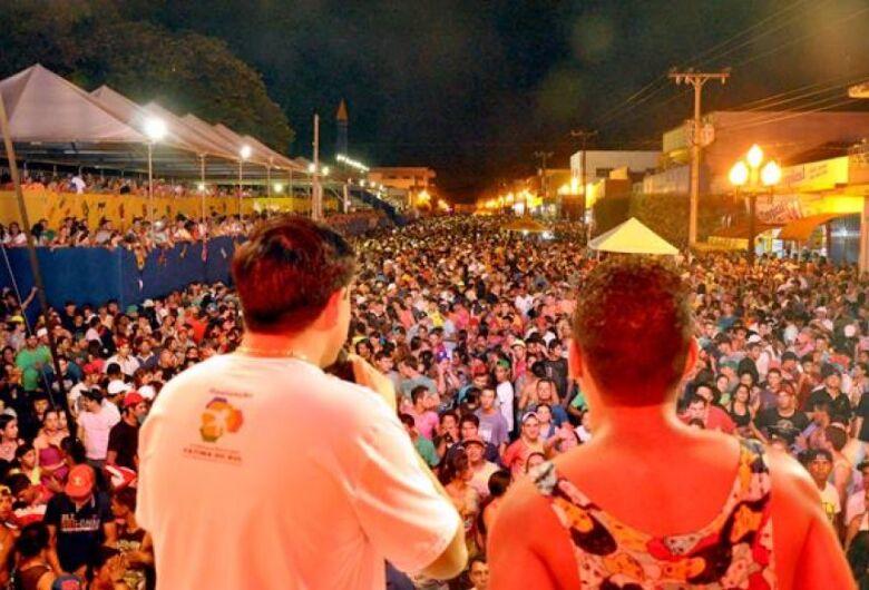 Criado em 2005, a Prefeitura de Fatima do Sul anuncia o cancelamento do carnaval de rua pela segunda vez