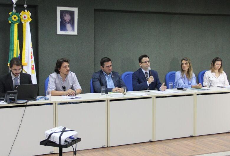 TJMS profere decisão contra o desmatamento do Parque dos Poderes, durante Audiência Pública no MPMS