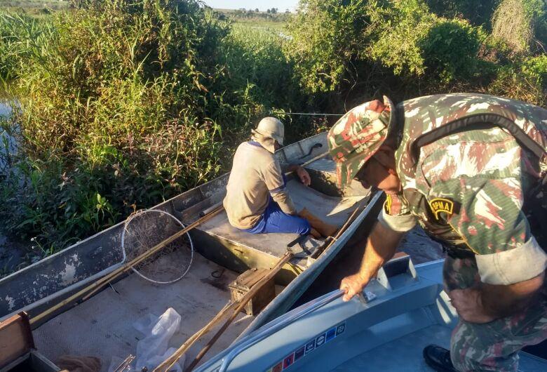 PMA prepara operação de prevenção e repressão à pesca predatória