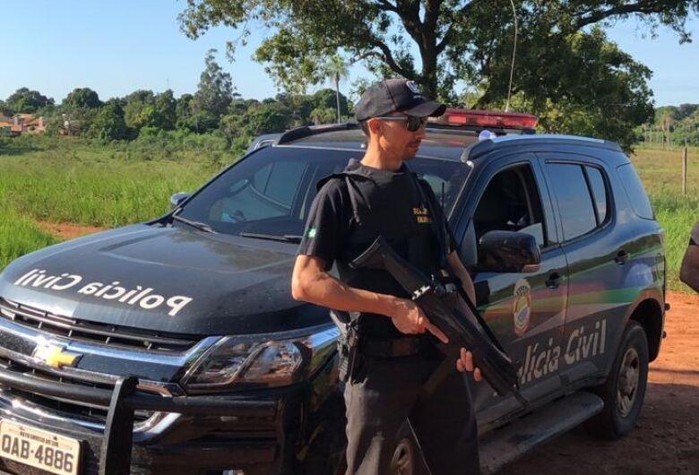 Polícia prende padrastro suspeito de estuprar enteada de oito anos