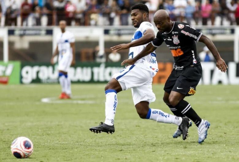 Corinthians perde de 2 a 1 para o Água Santa