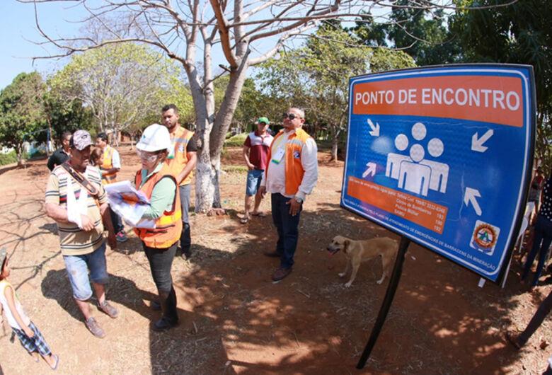 Vale atende recomendações e realiza teste de sirene de barragem em Corumbá