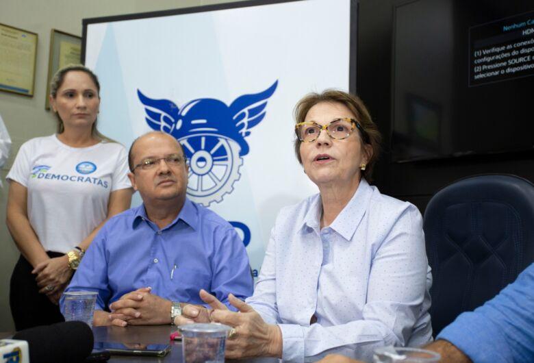 Ministra diz que escolha de candidato a prefeito não pode ser feita de forma irresponsável